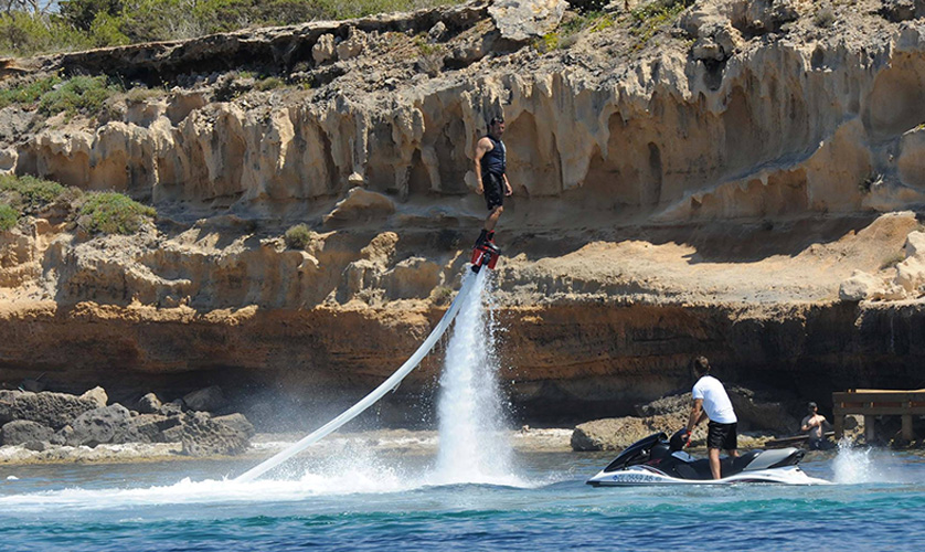 Flyboard in Ibiza and Formentera