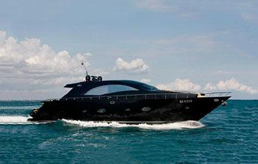 Ibiza yacht charter Leonardo 72
