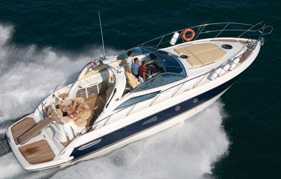 Ibiza motor boat charter Cranchi 43