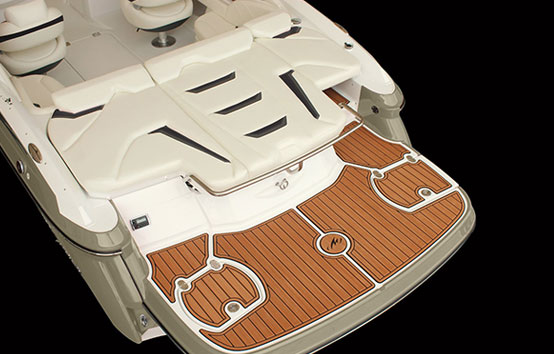 Ibiza motor boat charter Monterey 244FS