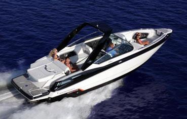 Ibiza motor-boat charter Monterey 288SS