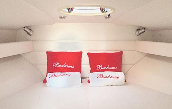Ibiza motor boat-charter Sunseeker Apache 45 Cabin