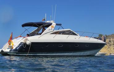 Ibiza Motorboat Charter Princess V40