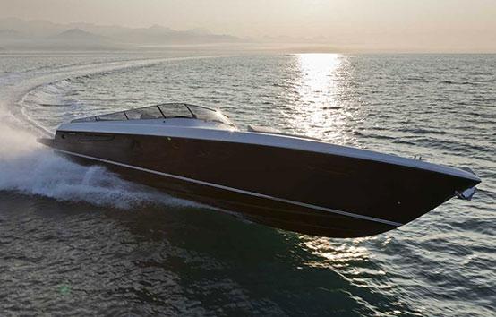 Ibiza yacht charter Itama 55
