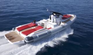 Yacht Tender service in Ibiza