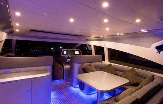 Ibiza yacht charter AB 58