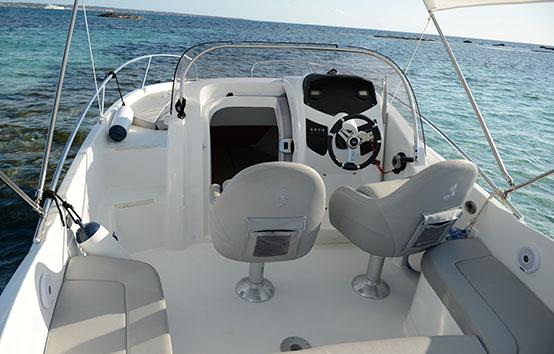Ibiza bareboat-charter Beneteau Flyer 650
