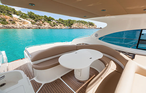 Ibiza rental boat. Primatist G41 Abbate