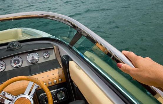 Ibiza yacht charter Four Wins sl262