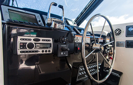 Ibiza Motorboat Charter Tiara 4200 Open