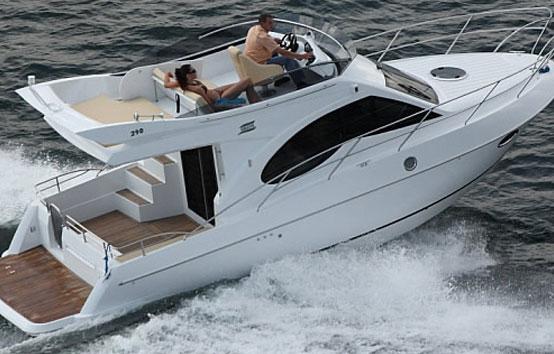 Ibiza Yacht Charter Galeon 290 Fly
