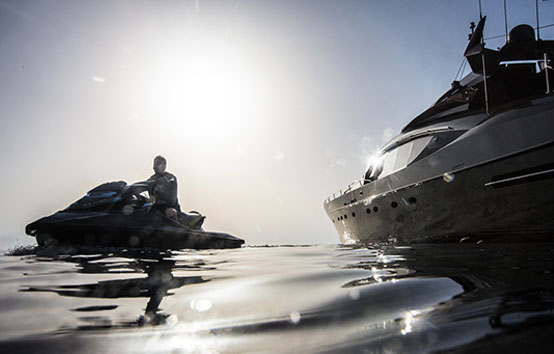 Ibiza Yacht Charter Palmer Johnson 120