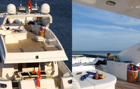Yacht Charter Pruva 78 on Ibiza