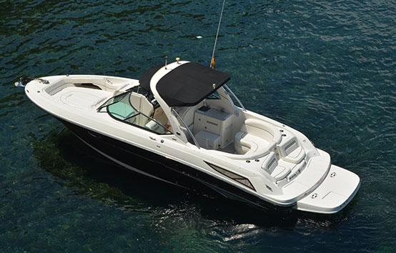Ibiza Yacht Charter Sea Ray 300 slx