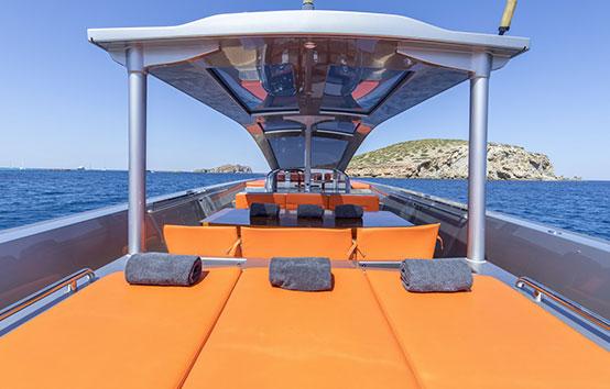 Ibiza Yacht Charter Yachtwerft Mayer CS 16000