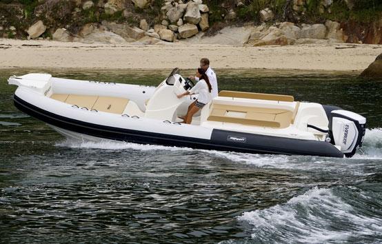 Ibiza zodiac charter tarpon-790 lx