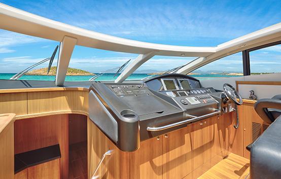 ibiza yacht charter sunseeker-predator 72