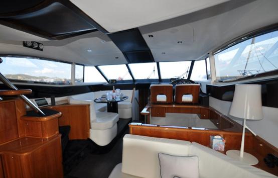 ibiza yacht charter princess V56