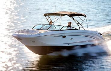ibiza motorboat charter Sea Ray 290 SDX