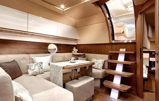 Ibiza motorboat charter Sessa c48