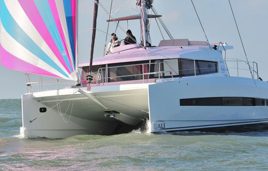Ibiza catamaran charter bali 4.1