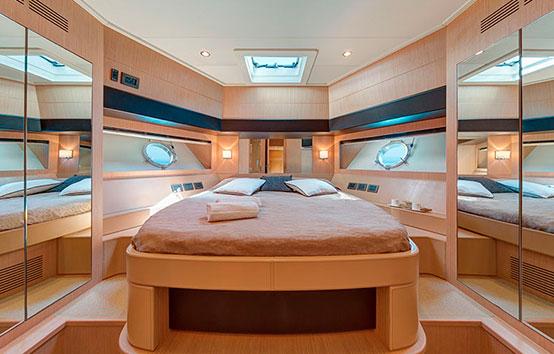 Yacht charter Ibiza riva venere 75
