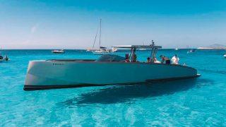 motorboat vanquish ibiza