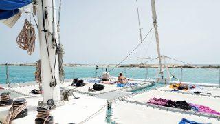 Catamaran events Ibiza and Formentera