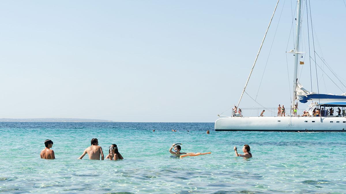 Eventos en catamarán en Ibiza