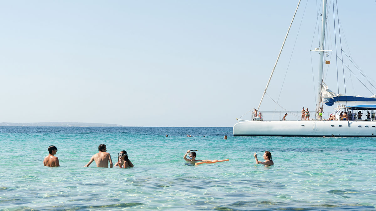 Events catamarans Ibiza and Formentera