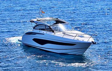 Ibiza yacht charter princess v50