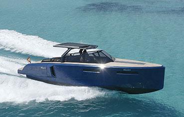 Ibiza Yachts Charter Evo 43