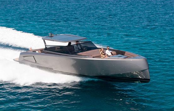 Ibiza Yachts Charter Vanquish VQ52